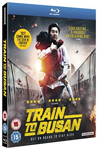 Train To Busan Bluray £5.57 @ Amazon Prime / £8.56 Non Prime