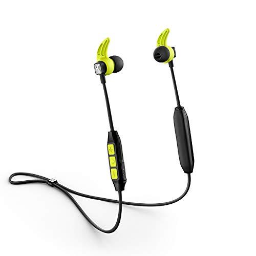 Sennheiser CX Sport Bluetooth In-Ear Wireless Sports Headphone, Black/Yellow £39.97 @ Amazon