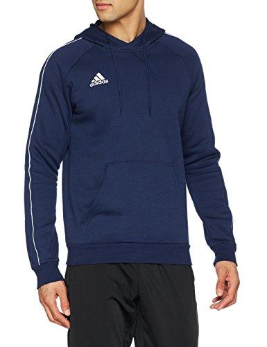 adidas Men's Core 18 Hooded Sweatshirt (& Grey) Medium only - £22.99 @ Amazon