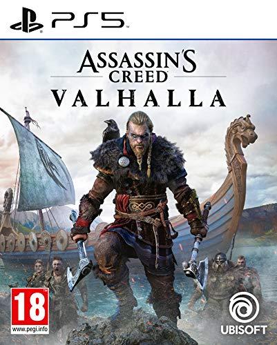 Assassin's Creed Valhalla (PS5) £36.99 at Amazon