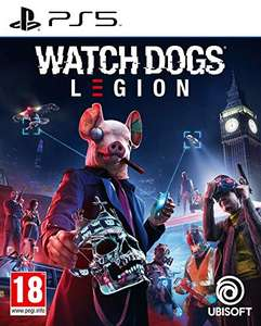 Watch Dogs Legion (PS5) £24.97 at Amazon
