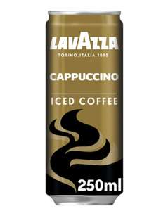 Free Lavazza Iced Coffee 250ml with voucher (delivery charge/min spend applies) at Tesco