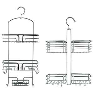 2 or 3 Tier Hanging Shower Caddies - £7 Each Delivered @ WeeklyDeals4Less