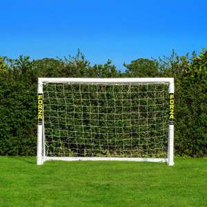 Forza football goal post (6 x 4 ) £48.44 delivered @ Networld sports