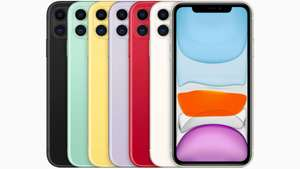 Apple iPhone 11 O2 £26/month £49.99 Upfront 40GB data / unlimited minutes texts incl Apple TV+ one year - £673.99 at Mobile Phones Direct