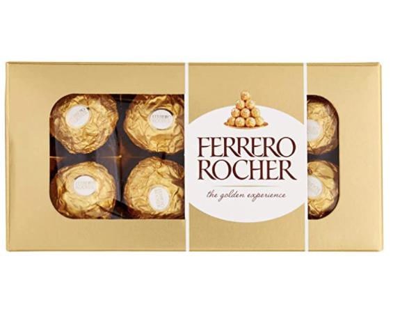 8 Pack Ferrero Rocher are £1.79 @ Farmfoods