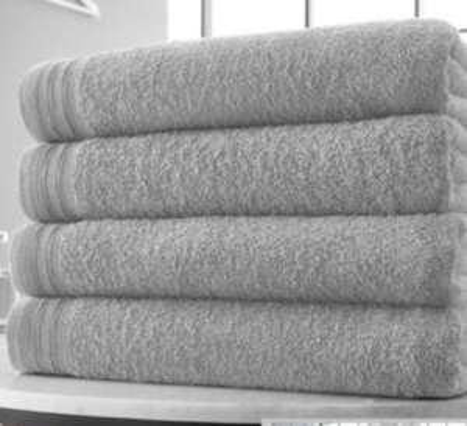Hotel Quality Large Size Wilsford Bath Sheet Pack 4 Bale Set Soft 500 Gsm Towel £13.99 @ Ebay Twilightbedding