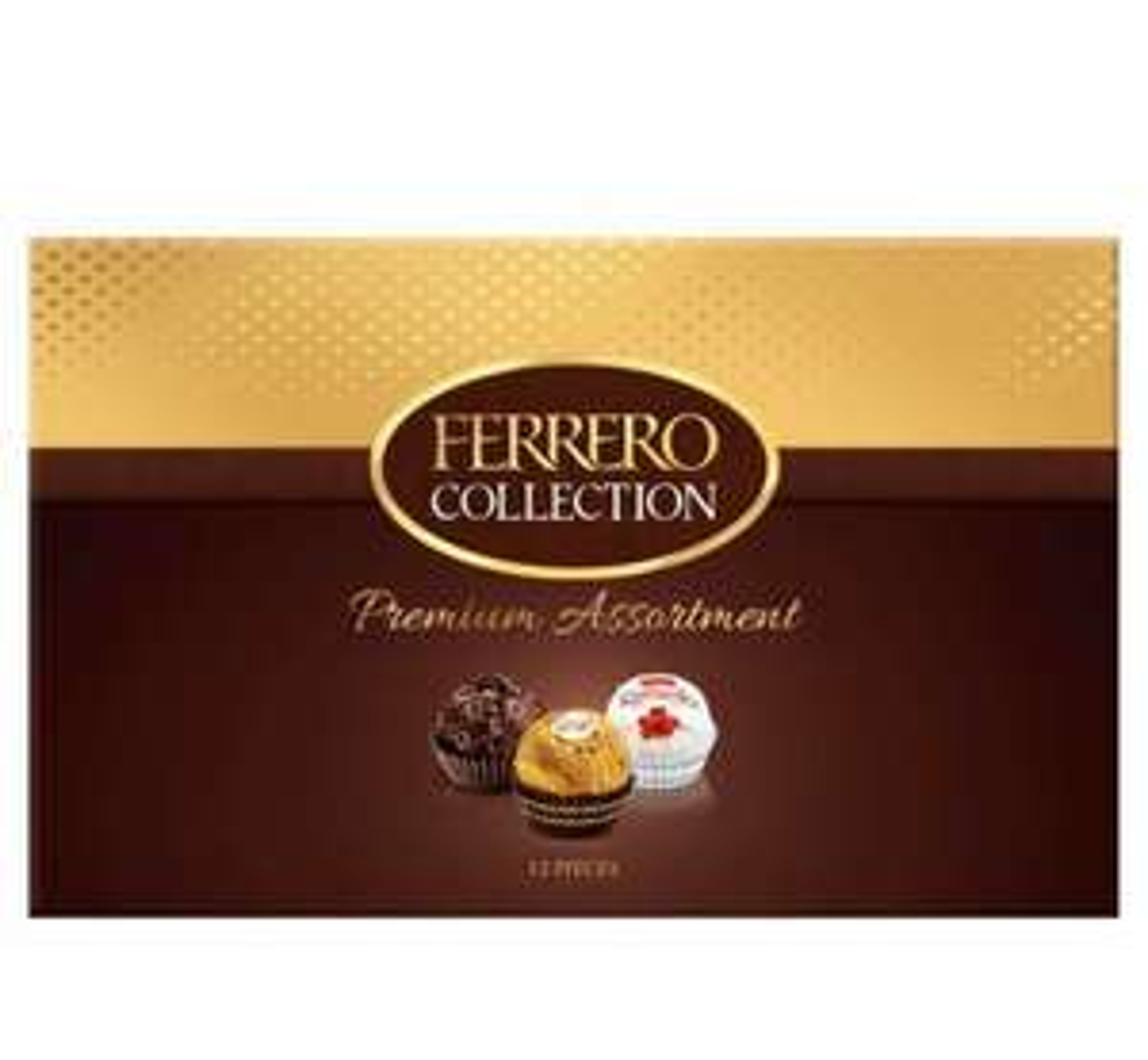 12 Piece Ferrero Collection 99p @ Farmfoods Rochdale