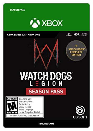 [Xbox] Watch Dogs: Legion Season Pass - £3.78 - Amazon.com