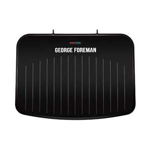 George Foreman 25820 Large Fit Grill - Versatile Griddle, Hot Plate and Toastie Machine - In stock on June 10, 2021- £32 @ Amazon