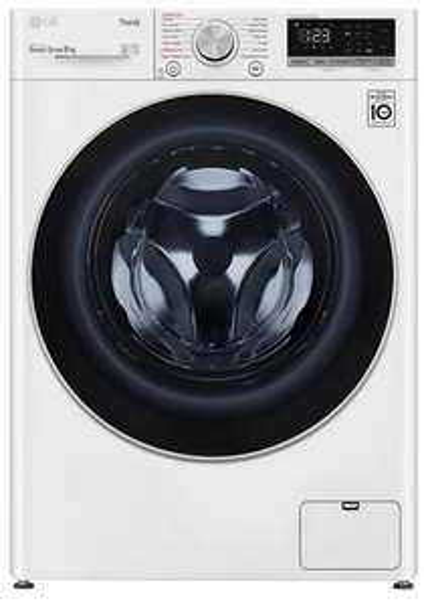 LG Steam™ Turbowash V5 F4V509WSE, 9kg, 1400rpm Washing Machine £404.99 delivered UK Mainland / Members Only @ Costco