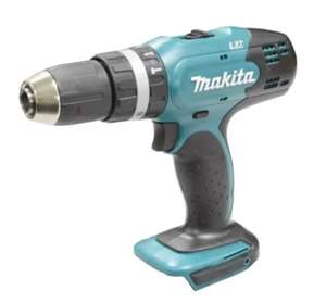 MAKITA DHP453Z 18v Li-ion Cordless Hammer Drill Driver - Body Only - £52.99 @ eBay / thetoolpeople