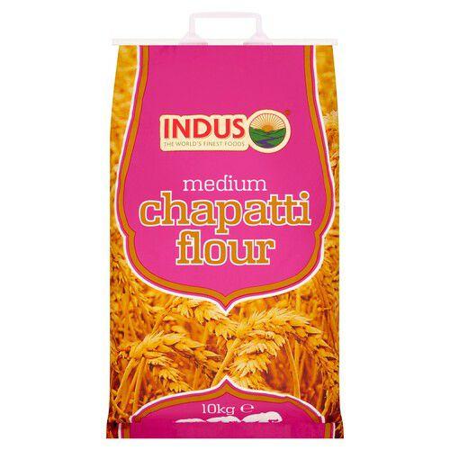 Indus Medium Flour 10kg(£0.50 per kilo) - £5.00 @ Morrisons