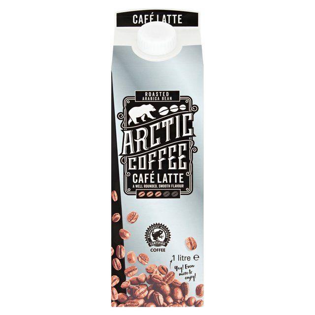 Arctic Coffee Cafe Latte 1L - £1.50 @ Morrisons