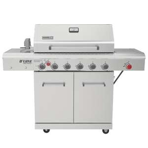 Nexgrill 7 Burner Stainless Steel Gas Barbecue + Side Burner + Rotisserie Kit + Cover £599.89 Members Only @ Costco