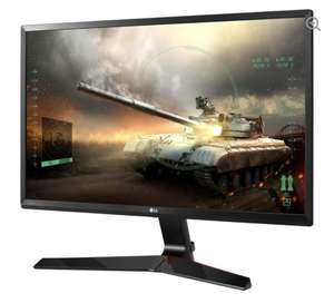 "LG UltraGear 24MP59G-P Full HD 24"" IPS LCD Gaming Monitor - Black - £104.99 @ Currys PC World"
