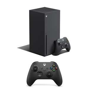 Xbox Series X + 2nd Controller (from Carbon Black, Pulse Red, Shock Blue or Robot White) £493.98 delivered @ Microsoft Store UK
