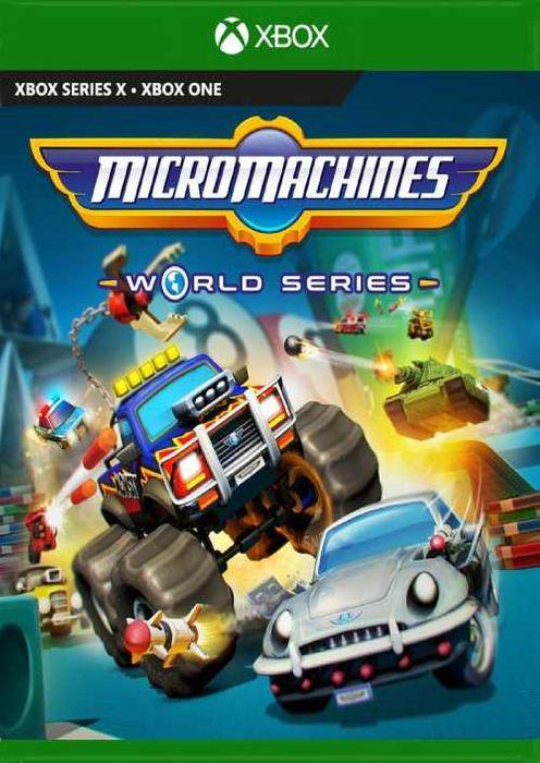Micro Machines World Series Xbox One £3.49 @ CD Keys