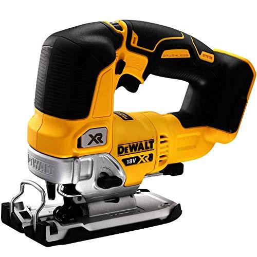 DEWALT DCS334N-XJ Cordless Jigsaw, Yellow £155.98 @ Amazon