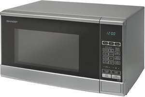 Sharp R270SLM 20L Microwave 800W Touch Control £50.59 delivered with code @ direct-vacuums / ebay