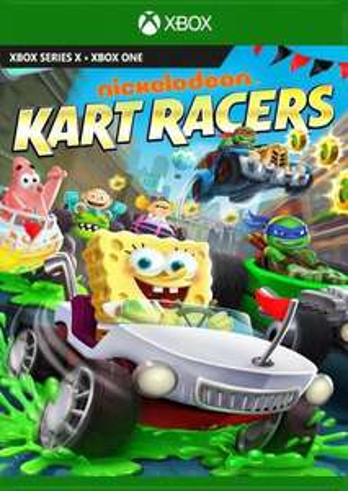 Nickelodeon Kart Racers - Xbox One - £6.99 @ CDKeys