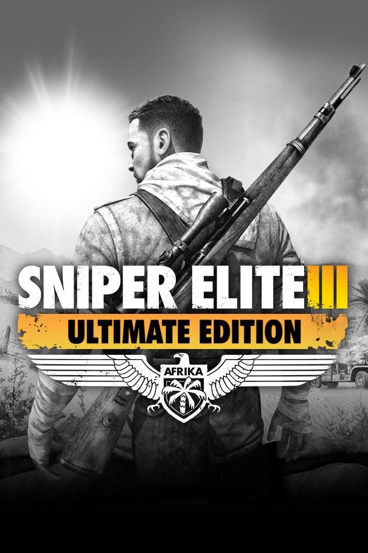 Xbox Sniper Elite 3 Ultimate Edition £2.99 at Xbox store
