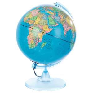 Globes by Ryman Illuminated 25cm Political World Globe for £14.99 at Robert Dyas ( click & collect)