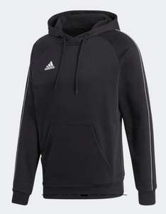Adidas Core 18 Hoodie Now £22.50 with code via Adidas App Free Delivery with creators club @ Adidas