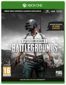 PubG Players Unknown battle grounds £2.99 at Argos Free Click & Collect