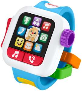 Fisher-Price Laugh and Learn Smart Watch - £7.50 (Click & Collect) @ Argos