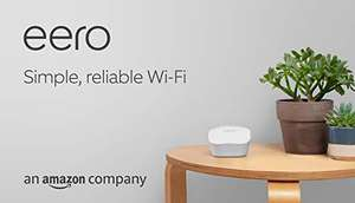 Amazon eero mesh Wi-Fi router/extender - £59 @ Amazon treasure truck