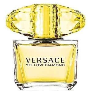 VERSACE Yellow Diamond Eau de Toilette for her 90ml £39.99 Delivered From the Perfume Shop