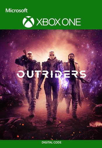 Outriders XBOX LIVE Key GLOBAL - £21.55 @ Eneba / Gestiones Digitales