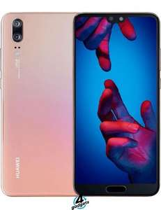 Huawei P20 Pink Smartphone 128GB (Refurbished Good Condition) - £99.99 Delivered @ 4Gadgets