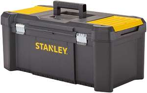 26in Stanley Essentials Compartment Tool Box, £20 + £5 delivery at Wilko