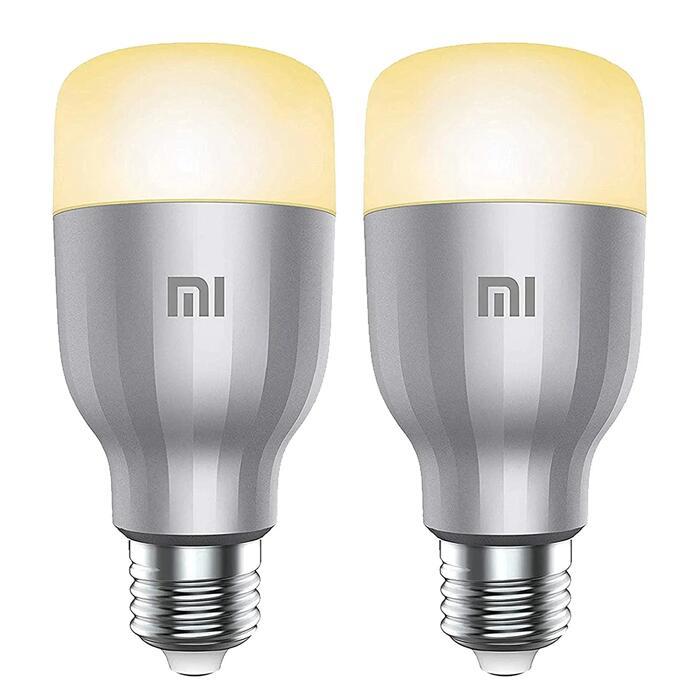 2x Xiaomi Mi Multicolour WiFi LED E27 Smart Bulb - Works with Amazon Alexa / Google Assistant / Apple HomeKit £16.98 Delivered @ Maplin