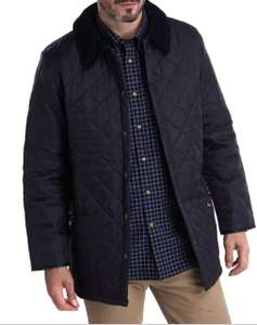 Barbour Heritage Men's Liddesdale Quilted Jacket Navy £71.45 at Country Attire