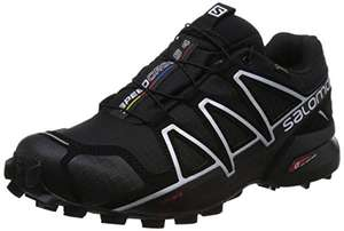SALOMON Speedcross 4 GTX Men's Waterproof Trail Running Shoes - £55 @ Amazon