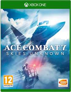 Ace Combat 7: Skies Unknown (Xbox One) £9.99 Delivered @ Simply Games