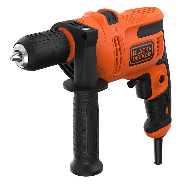 Black & Decker corded 500w hammer drill BDHD-500GB - £19.99 in store Lidl Burgess Hill