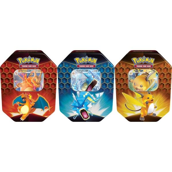 Pokémon Trading Card Game: Hidden Fates Tin Assortment - £21.99 @ Smyths Toys