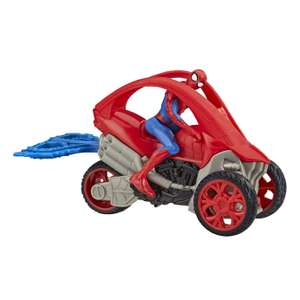 Marvel Spider-Man: Spider-Man Stunt Vehicle £4 free click and collect at Argos