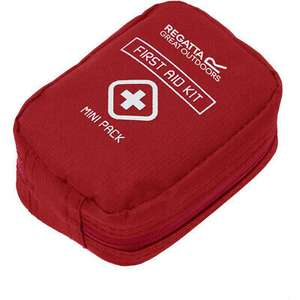 Regatta Compact Quick Access Polyester Camping First Aid Kit for £9.05 @ eBay / outdoor_look