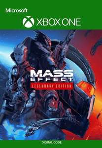 Mass Effect Legendary Edition [Xbox One / Series X/S - Argentina via VPN] Pre-Order - £33.79 using code @ Eneba / All For Gamers