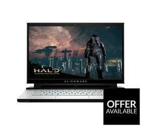 Alienware m15 r3 i7 10th Gen bnpl 12 months - £1999 (20% Credit Back with code) @ Very