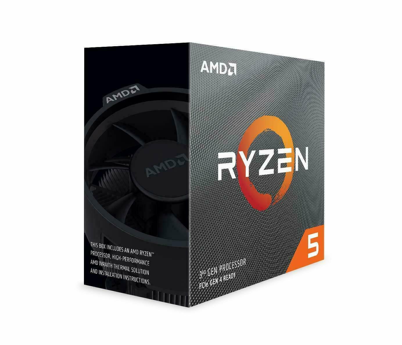 AMD Ryzen 5 3600 Processor DAMAGED BOX £140.25 (UK Mainland) @ currys_clearance / eBay