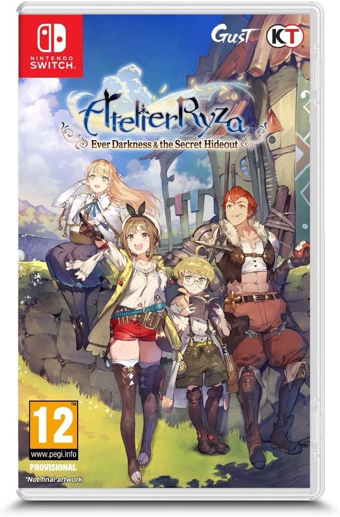 Atelier Ryza: Ever Darkness & the Secret Hideout (Nintendo Switch) £24.99 @ GAME ON (Bradford)