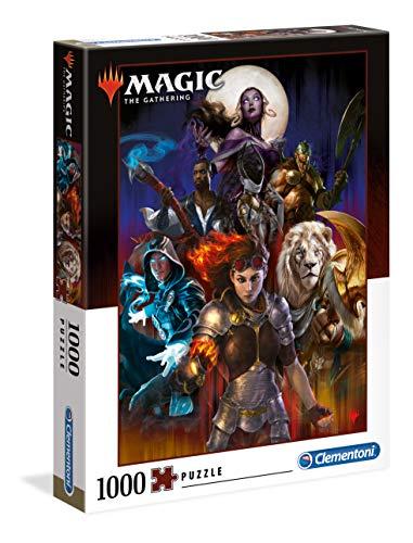 Clementoni: Magic The Gathering 1000 Piece Puzzle - £7.21 Prime / £11.70 Non Prime (UK Mainland) Sold by Amazon EU @ Amazon
