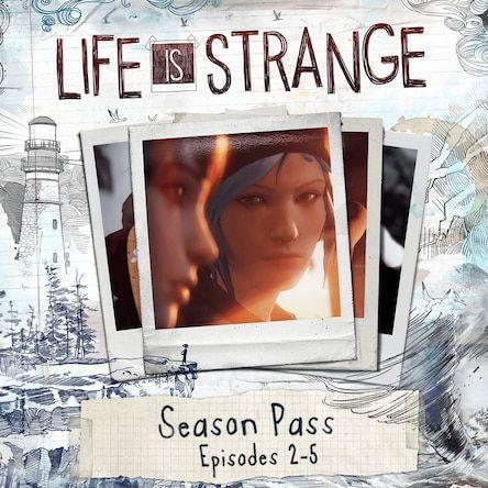 [PS4] Life is Strange - Season Pass (Complete Season) - £2.79 @ PlayStation Store