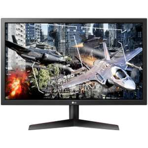 LG UltraGear 24GL600F 24inch FHD TN 300nits FreeSync 144Hz 1ms Gaming Monitor, £122.55 at AO on eBay (UK Mainland)